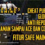 Cheat PUBG Mobile Global Anti Report Work Bukan Kaleng²
