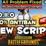 PUBG Mobile V0.11.0 Apk Download 100 No Ban New Script