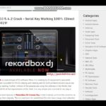 RekordBox DJ 5.4.3 Crack Plus Serial Key Download Keygen With
