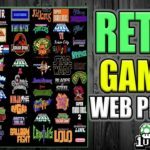 ULTIMATE RETRO GAMING WEB PLAYER 👾 NO DOWNLOAD NEEDED