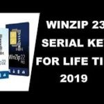 WinZip 23 PRO Crack with Activation Code Free Download 2019