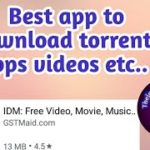 Best app to download torrents, videos,audios,all files etc….