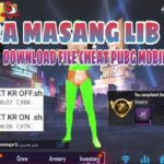 CARA MASANG LIB MOD DOWNLOAD FILE CHEAT PUBG MOBILE TERBARU