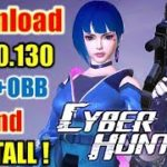 Download Cyber Hunter 0.100.130 APK + OBB File Download Cyber