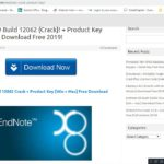 Download + Portable EndNote X9 Crack With Keygen Serial Key