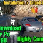 Gta 5 Pc Download in 2 GB parts + Installion + Crash Fix Gta 5
