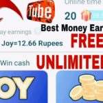 HOW TO GET FREE SPINS AND UNLIMITED JOY IN MINI JOY APP BY