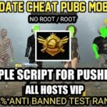 NEW UPDATE CHEAT PUBG MOBILE 0.12 NO ROOT ROOT ANTI BANNED –