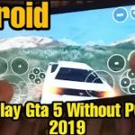 Play Gta 5 in Android without PC Yaduvanshi Technical