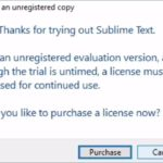 Sublime Text 3 License Key, Build 3207