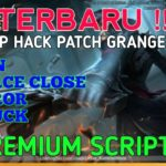 TERBARU MAP HACK PREMIUM NO BAN PATCH GRANGER 2019 – MLBB