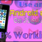 Use any Android application on Jiophone 1by Androidcity