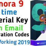 Wondershare Filmora 9 free Serial Key with Licensed Email