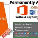 activate Microsoft Office 2016 Pro plus (April_2019)