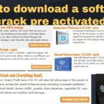how to download a software cracked 100.