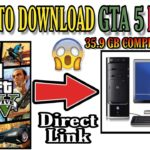 Best Trick to Download GTA 5 Full Game Highly Compressed(35 GB)