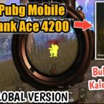 Cheat Pubg Mobile 0.12.0 Kebal Report – Test Rank Ace Point 4200