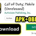 Download Call of Duty: Mobile APK+OBB File In Any Android Device