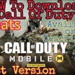 How To Download – Call Of Duty + Cheats _ Latest Version Read
