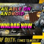 How To Download Call of Duty Mobile APK+DATA on Android Hack