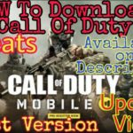 How To Download – Updated Call Of Duty + Cheats _ Latest