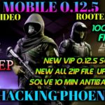 How to Step by Step Hacking Pubg mobile 0.12.5 on phoenix OS