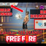 TANPA ROOT TUTORIAL HACK DIAMOND FREE FIRE SCRIFT WORK 2019