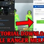 TUTORIAL DOWNLOAD FILE DI RANGER MERAH