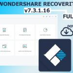 Wondershare Recoverit 7.3.1.16 Pro Serial Key 2019 100 Working