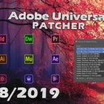 Adobe Patcher CC 2019 V2.9 3264bit DOWNLOAD