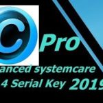 Advanced SystemCare 12 4 PRO Serial key 2019