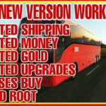 BUS SIMULATOR ULTIMATE – MOD (UNLIMITED SHOPPINGBUSESUPGRADES)