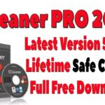 CCleaner Professional 5.58.0 7209 License key CR4CK 2019