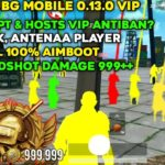 Cheat pubg mobile, New update hosts vip script No root root