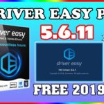 Driver Easy PRO 5.6.11 Serial Key 2019 ✔️