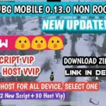 Free 42 Script+30 Host anti banned pubg mobile 0.13.0…. Pubg