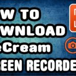Icecream Screen Recorder How to Download USE Screen Recorder