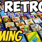 🔴RETRO GAMING ON PC STEP BY STEP GUIDE 2019