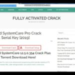 Advanced SystemCare Pro Crack 12.5.0.355 Serial Key + Keygen