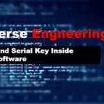How To Find Serial Key Inside Software RE