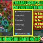 New update cheat mobile legend patch dyrroth – 4 Cheat Jadi 1