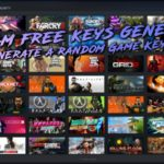 Steam Free Keys Generator v1.2 – Generate a Random Game Keys