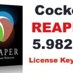 Cockos REAPER 5.982 License Key 2019 100 Working