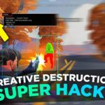 Creative Destruction New Hack AIMBOT Head, Body + WallHack
