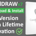 How To Download CorelDRAW x7 With Full Crack Serial Key