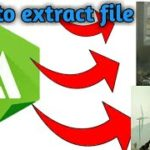 How to extract file gaming warrior