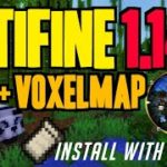 How to get OptiFine VoxelMap in Minecraft 1.14.4 – download