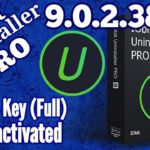 IObit Uninstaller PRO 9.0.2.38 With License Key Full version