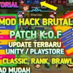 NEW APK MOD FULL HACK VERSI 1.4.08 PATCH K.O.F – MOBILE