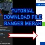 TUTORIAL DOWNLOAD FILE BAHAN CHEAT RANGER MERAH